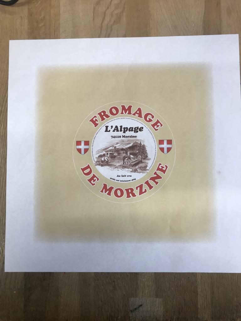 Reblochon L'Alpage Morzine